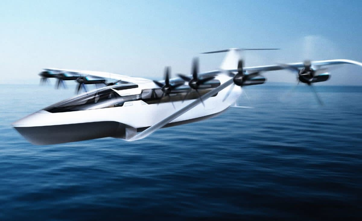 Boat-Plane Hybrid That Needs No Runway Could Transform Travel from LA to San Diego, Boston to NYC