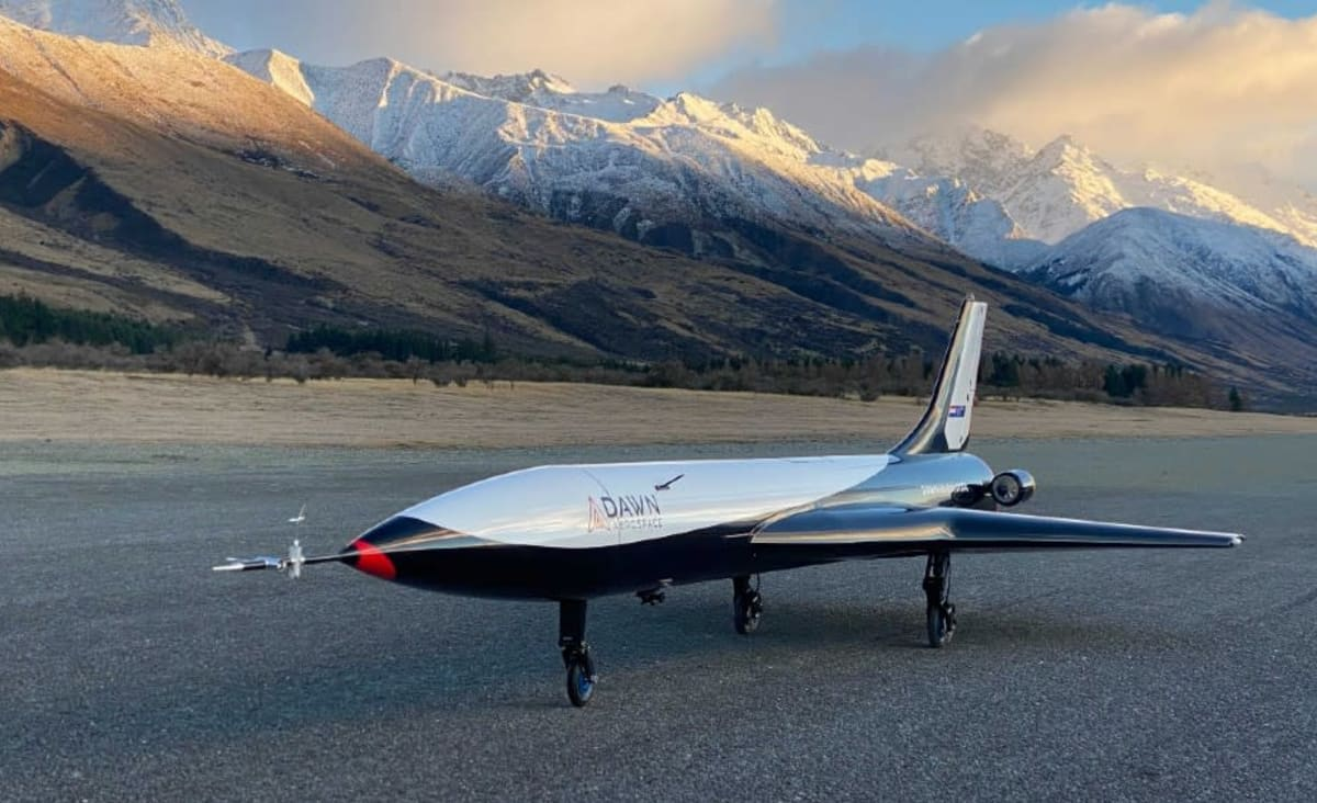 This New Reusable Rocket Ship Can Fly From Earth to Space Several Times a Day
