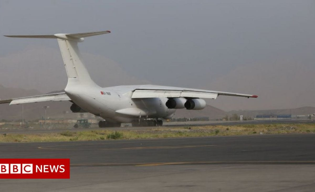 Afghanistan: First Kabul airlift expected since Taliban takeover