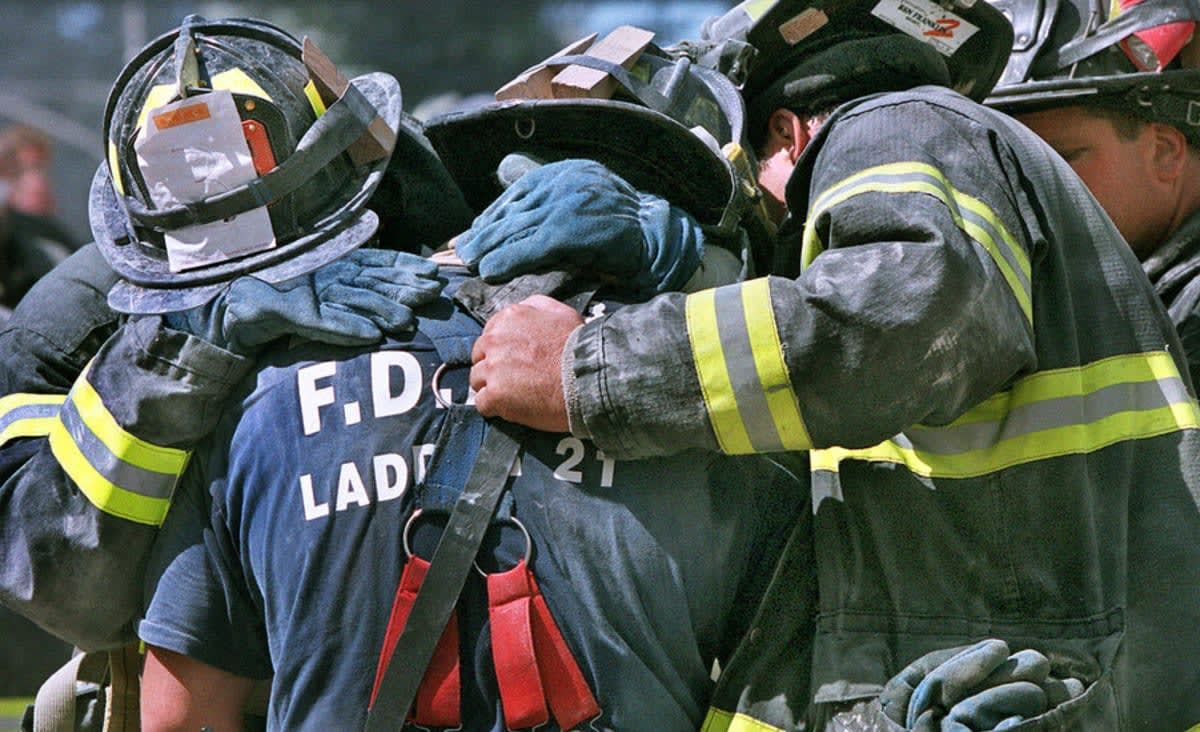The Photographs of 9/11