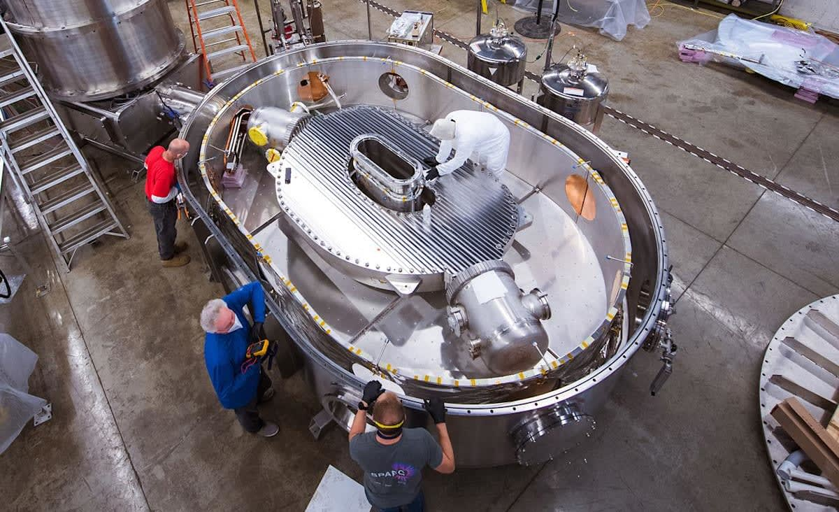 Fusion energy nears reality thanks to an ultra-powerful magnet