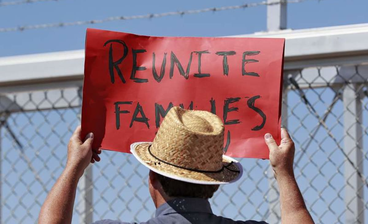 US steps up effort to unite families separated under Trump