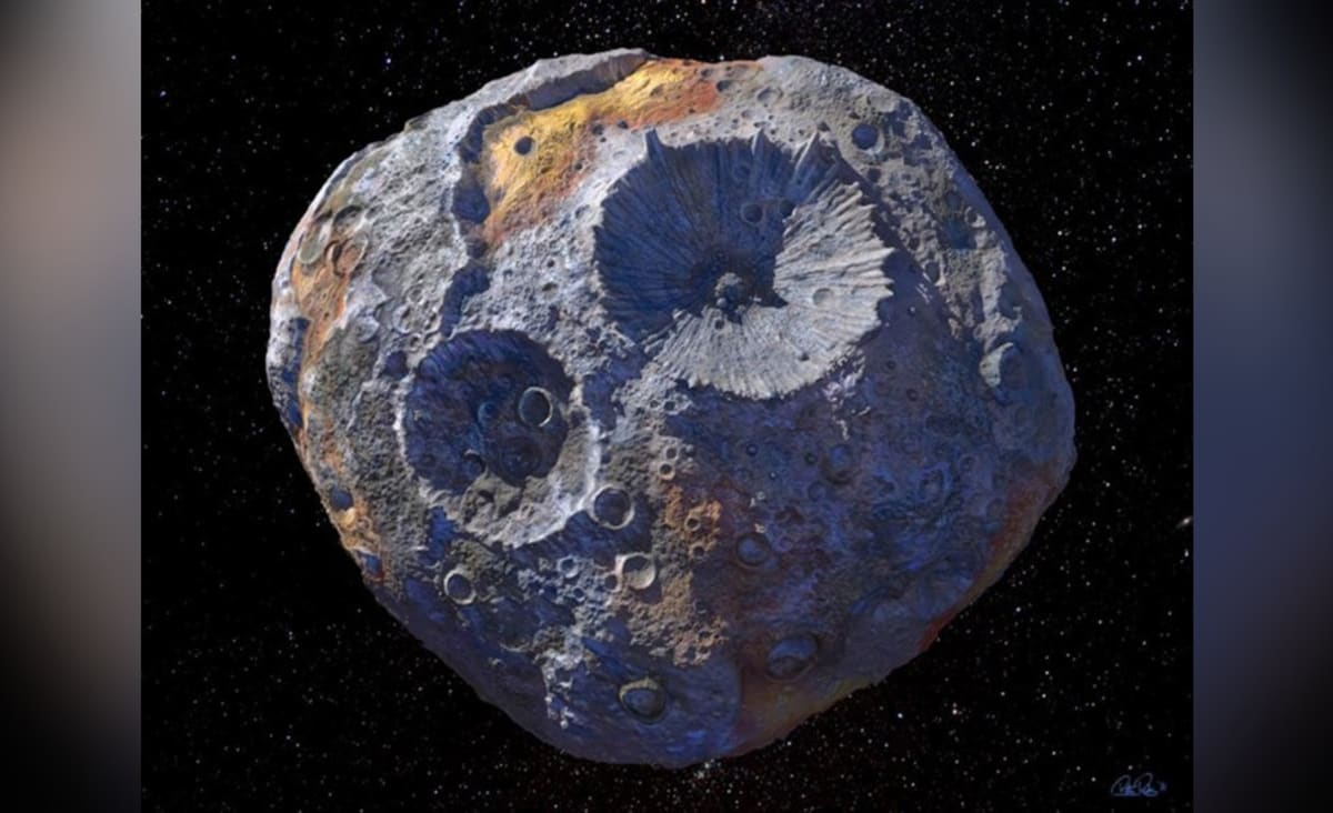 This Asteroid is a $10,000-Quadrillion Lump of Iron and a Potential Opportunity to Study an Exposed Planetary Core