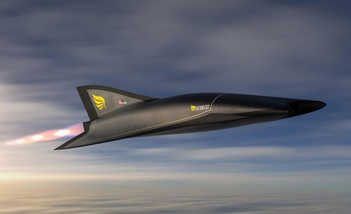 How the Air Force Could Transport You Across the Atlantic In 90 Minutes