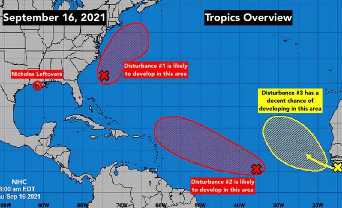 New systems are trying to develop on both sides of the Atlantic
