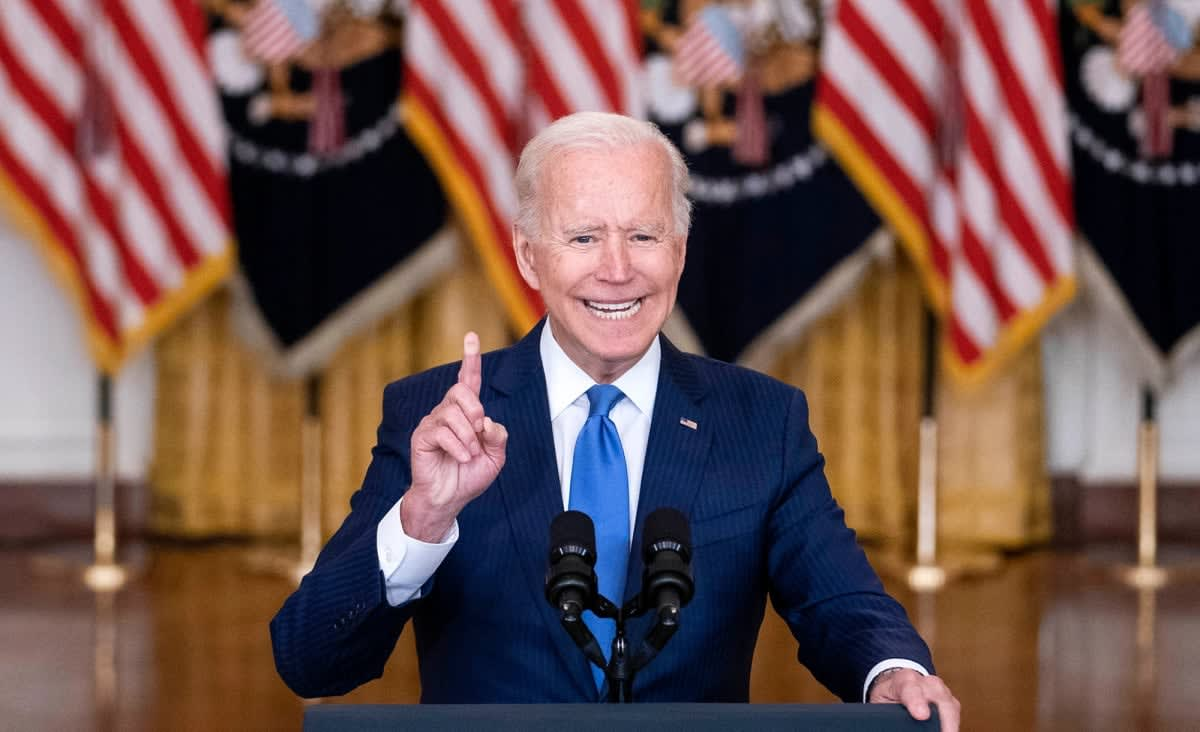 Biden could owe as much as $500K in back taxes, government report indicates