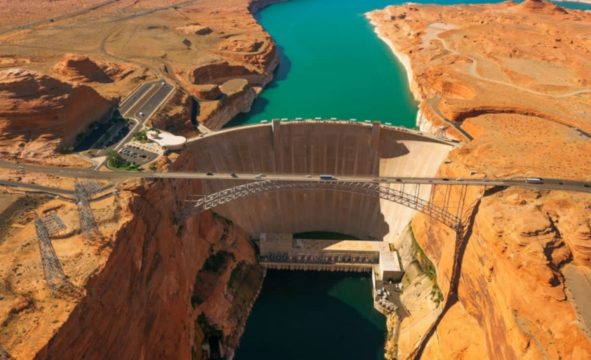 Lake Powell Water Shortage May Halt Hydropower Generation in 2 Years