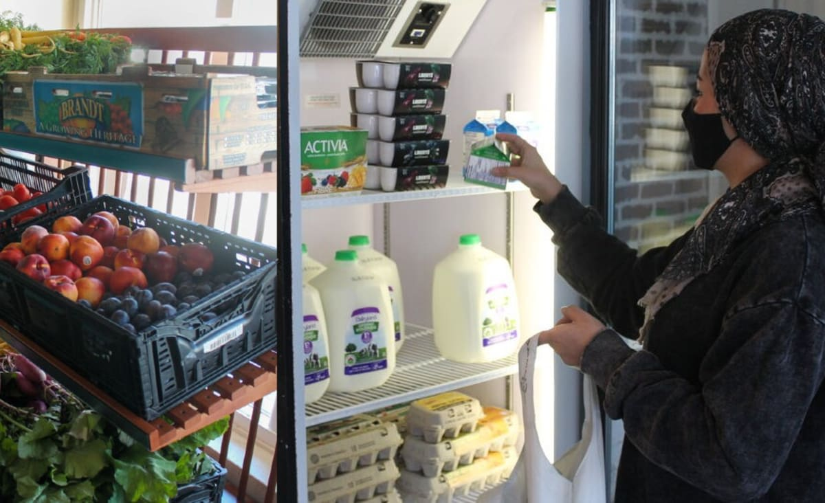 Charity Rescues So Much Food From Landfill, It Opens a 'Pay What You Feel' Grocery Store To Share Tons of Produce