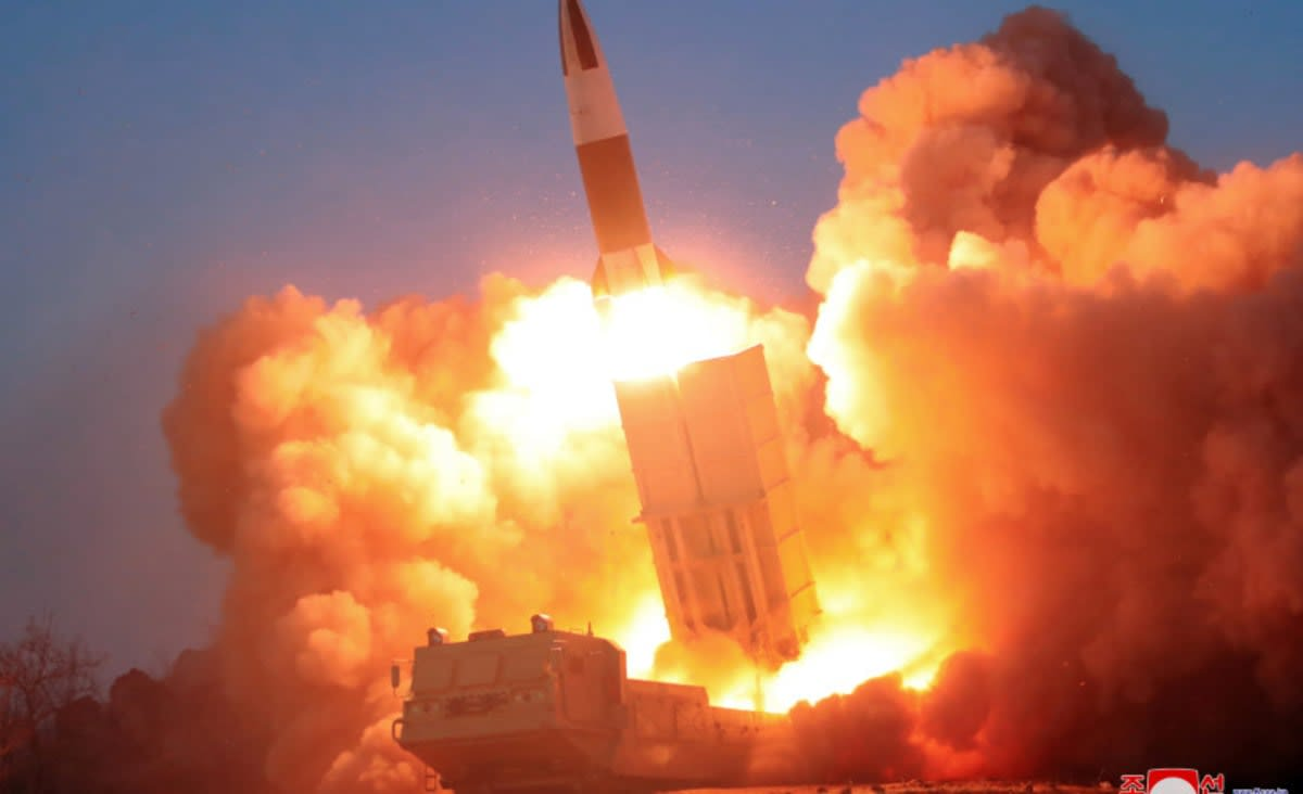 N.Korea fires unidentified projectile, criticizes US 'hostile' policy