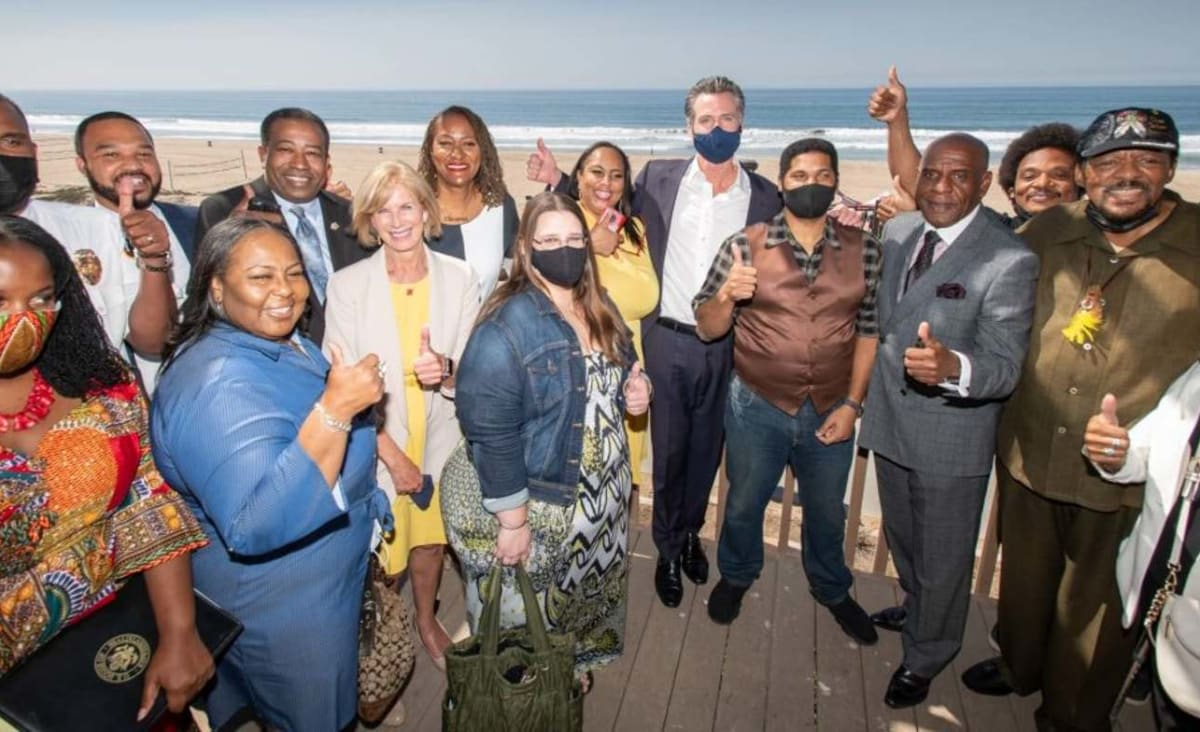 California Returns Prime Beachfront to Black Heirs After Land Was Taken in 1924 FromL.A. Couple