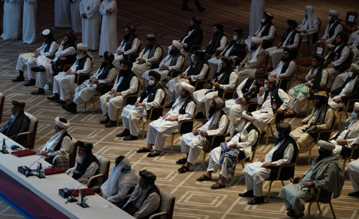 US, Taliban hold first talks since Afghanistan withdrawal