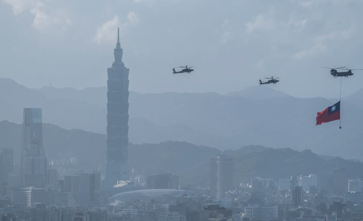 'Starting a Fire': U.S. and China Enter Dangerous Territory over Taiwan