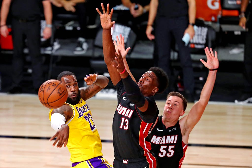 Miami Heat's Bam Adebayo Moving Closer to Returning in NBA Finals