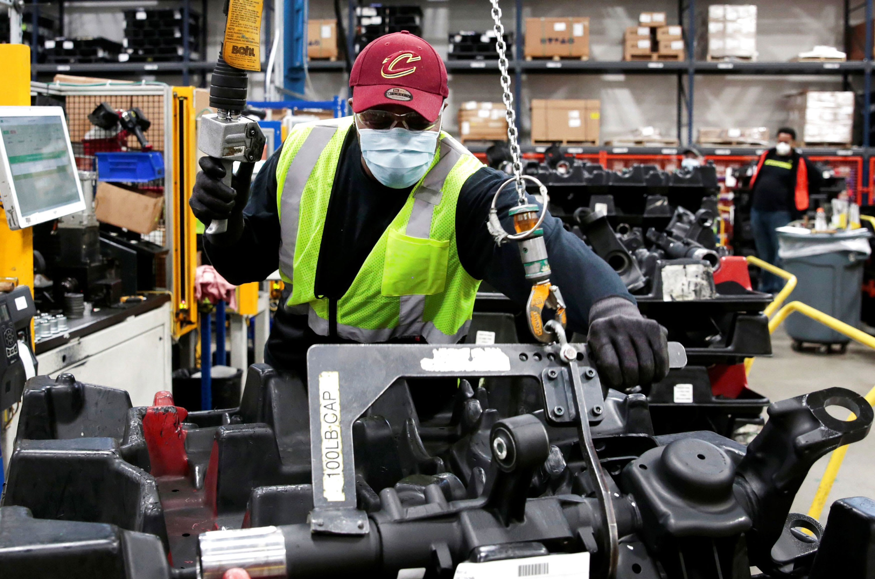 U.S. GDP booms at 33.1% rate in Q3, better than expected