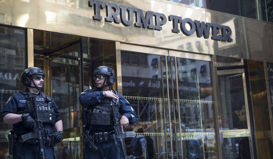 Man Admits To Plot To Attack White House, Trump Tower - Breaking911