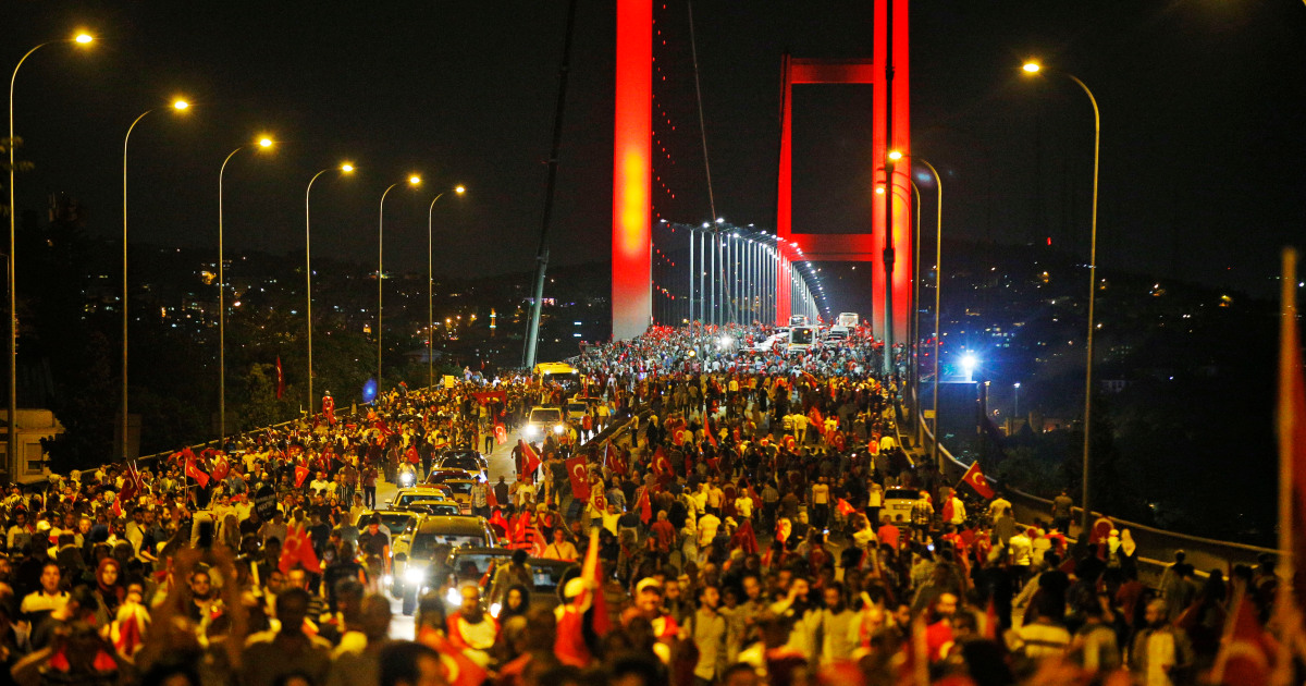 Turkey jails hundreds for life over 2016 failed coup attempt