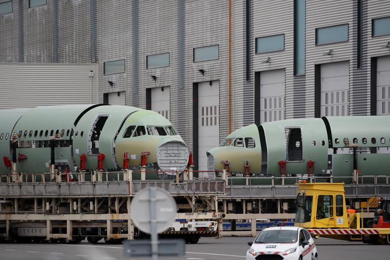 Airbus sells six jets rejected by AirAsia, denting surplus: sources