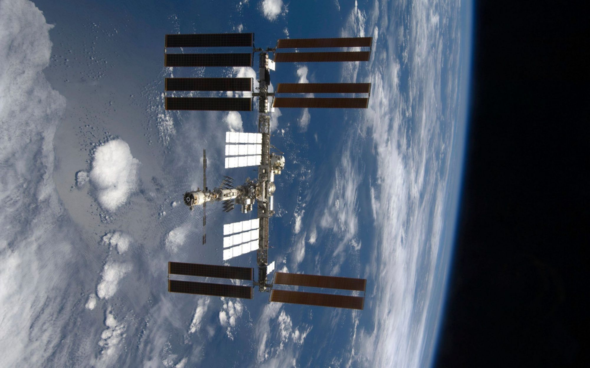 Astronauts could stop burning underwear in Nasa plans to make first space detergent