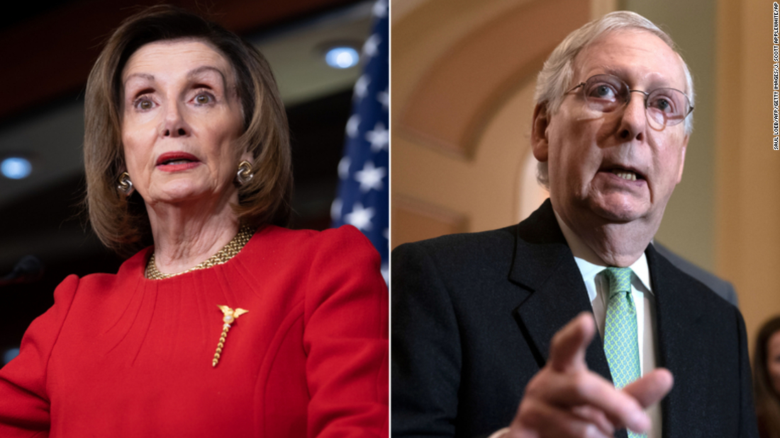 Hill leaders eye new round of stimulus checks as part of $900 billion relief deal