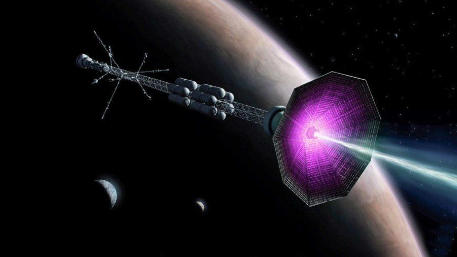 New Policy Sets in Motion Nuclear Space Travel and Colonization