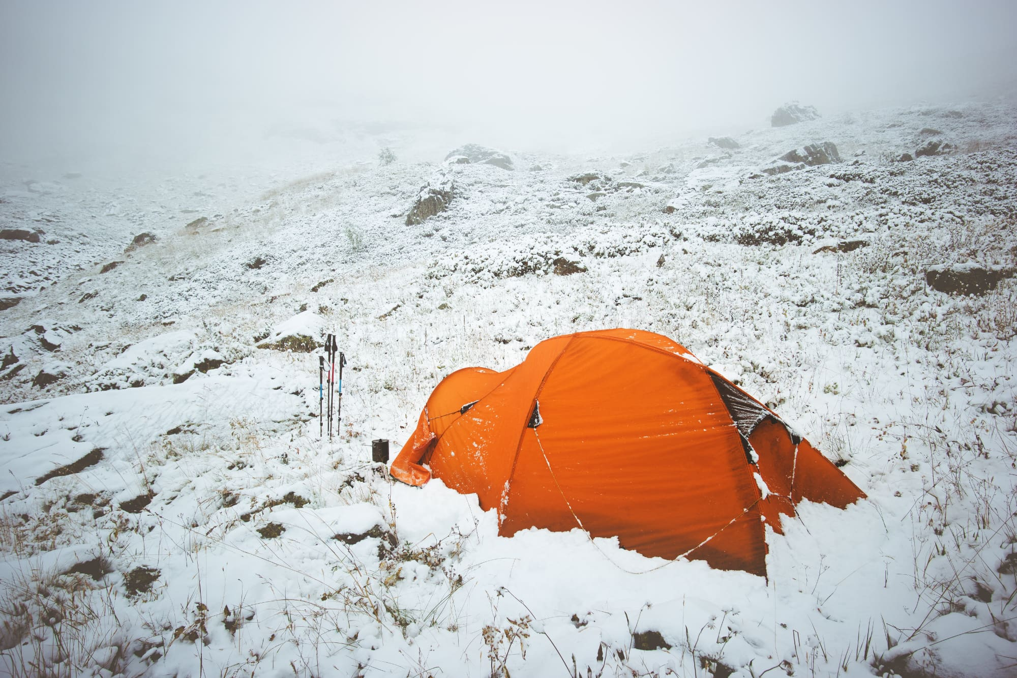 8 Winter Tent Camping Tips for Keeping Warm
