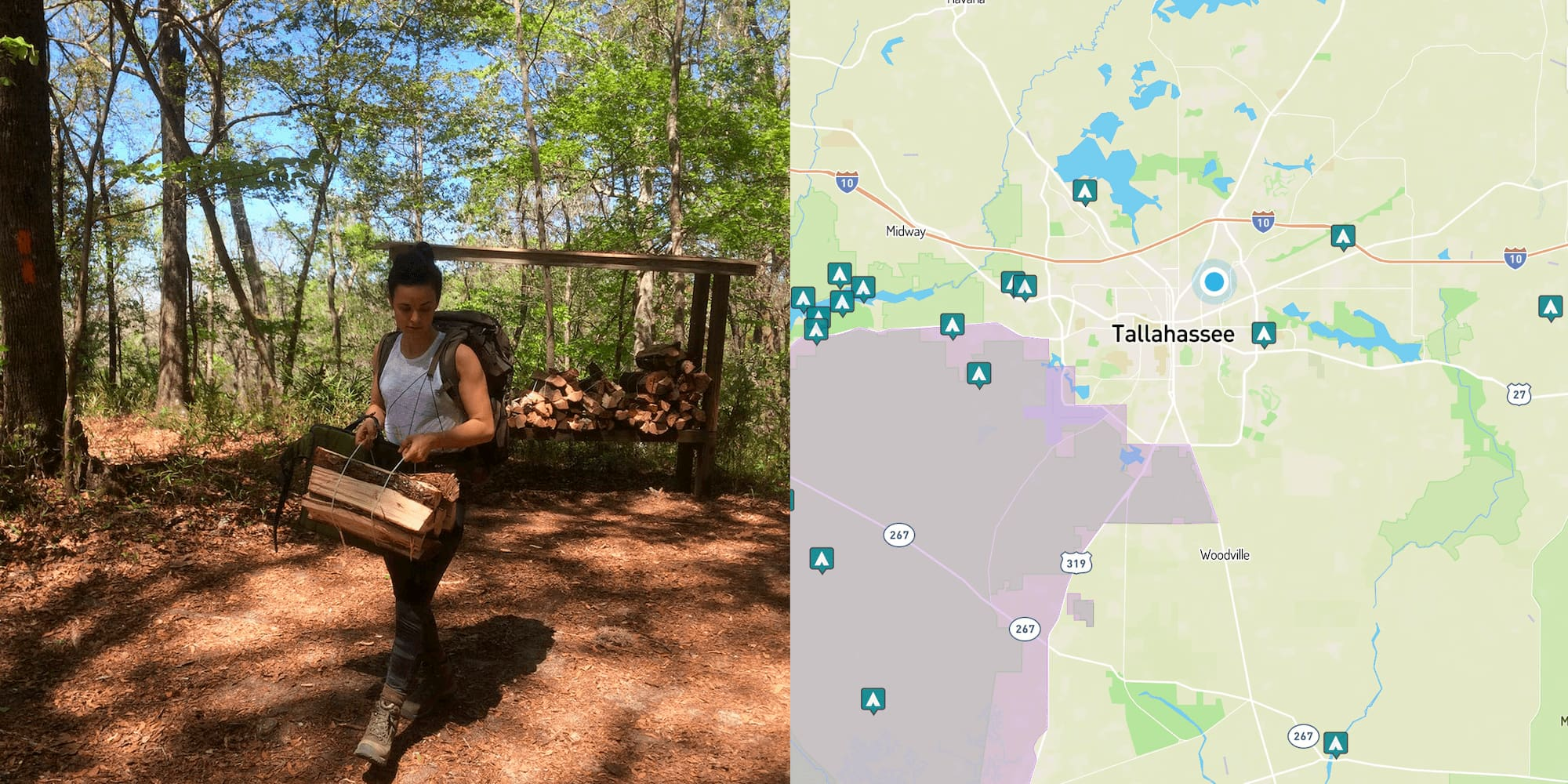 This Year's Top 7 Best Campgrounds in Tallahassee, Florida