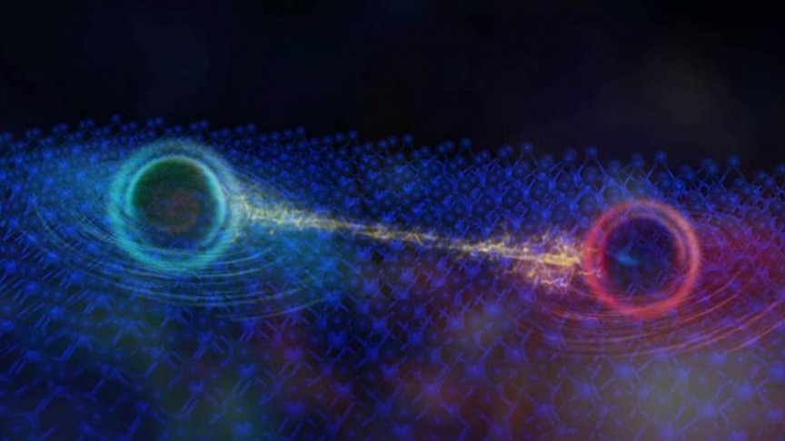 Possible New Quantum Particle Discovery Surprises Scientists