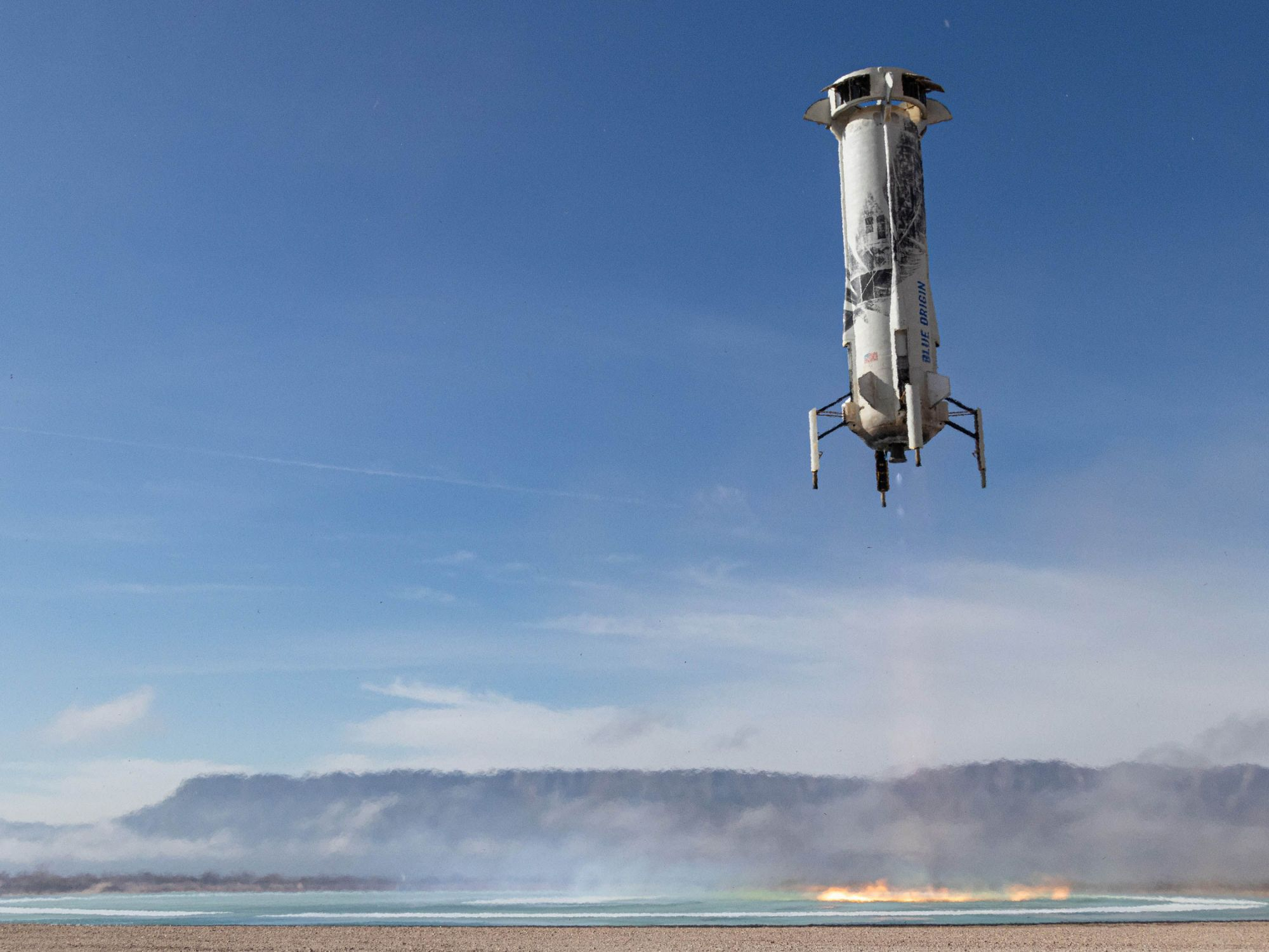 Blue Origin set to launch a New Shepard rocket outfitted with crew upgrades as it readies for astronaut flight