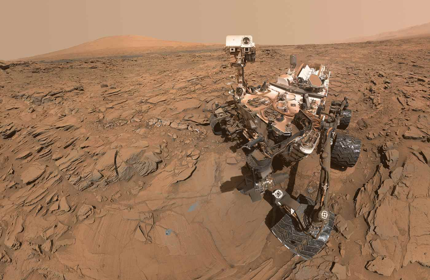 Today Marks 3000 Days on Mars For the Genius 'Curiosity Rover' – See NASA Celebration in Photos