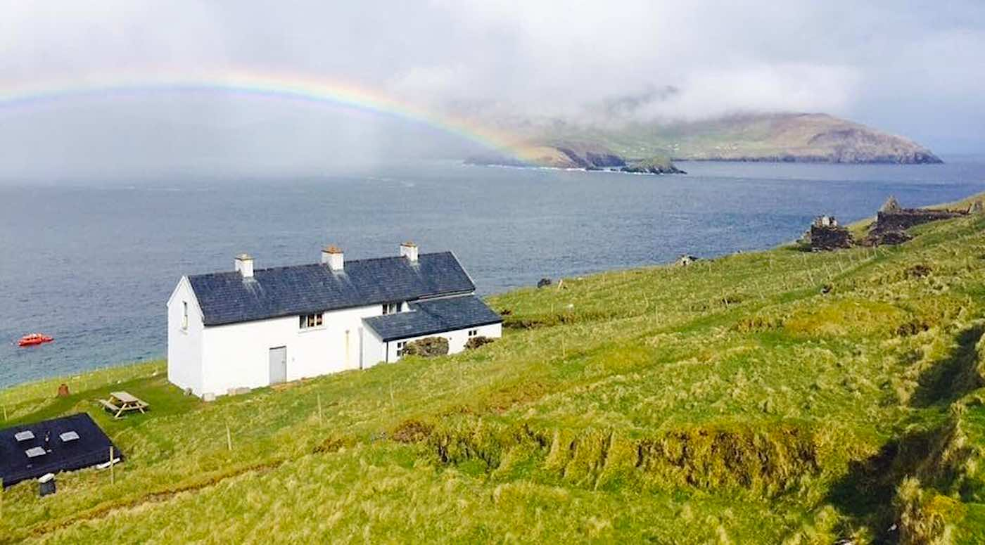This Could Be Your Dream Job: Thousands Apply to Be Caretakers on Remote Irish Island
