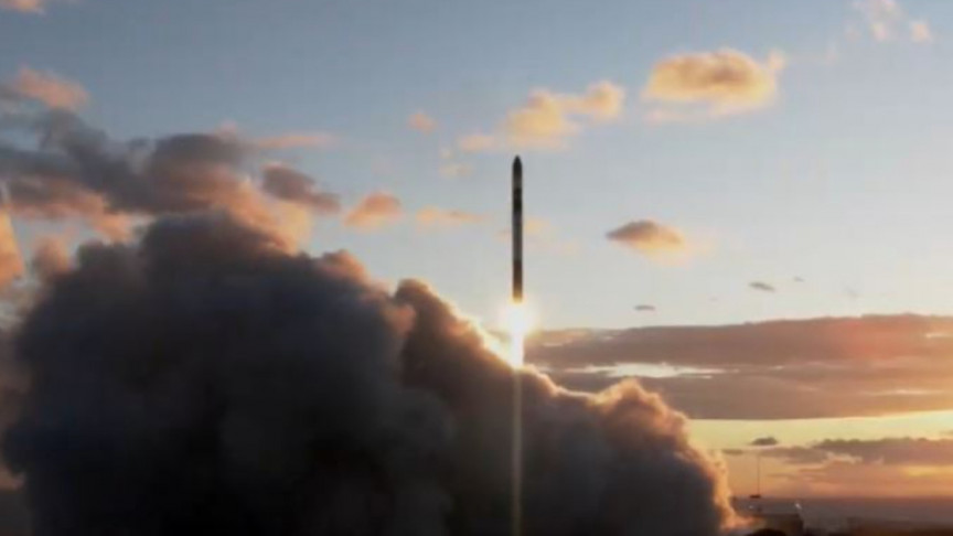 Rocket Lab Successfully Launches First Mission of 2021