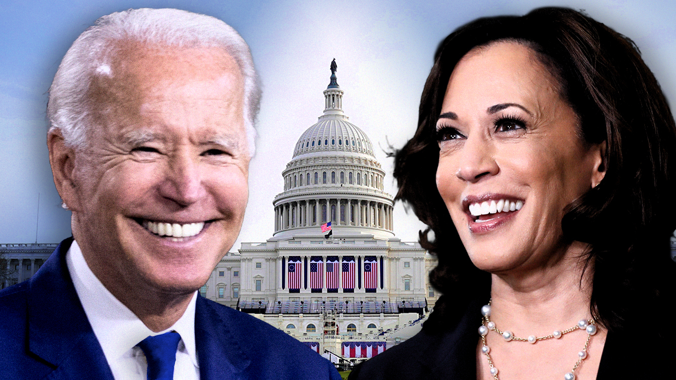 Inauguration live updates: Biden calls for end to 'uncivil war'