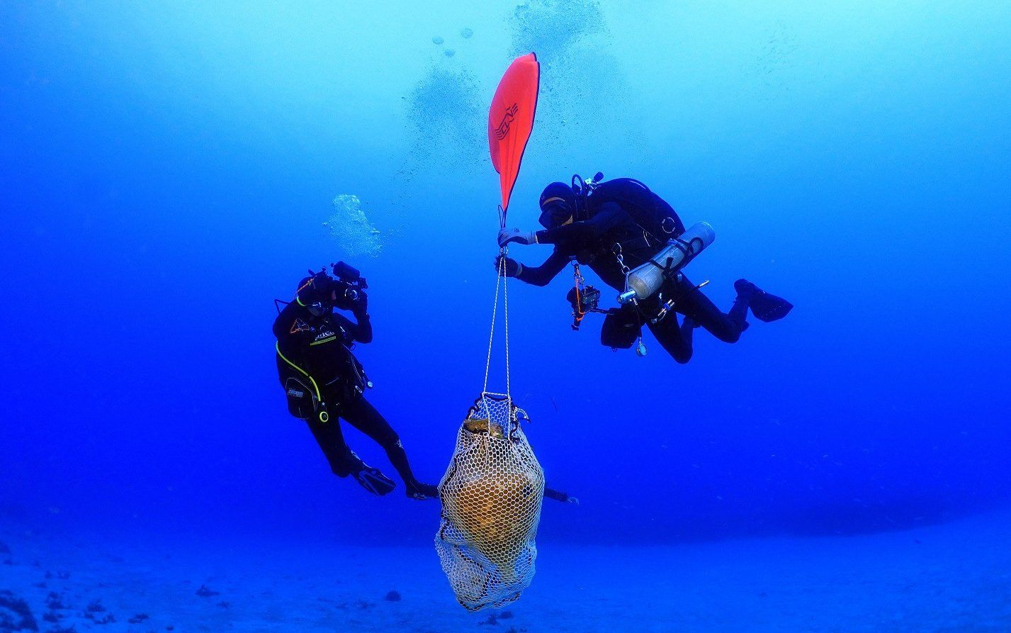 Marine archeologists discover ancient shipwrecks off island in the Aegean