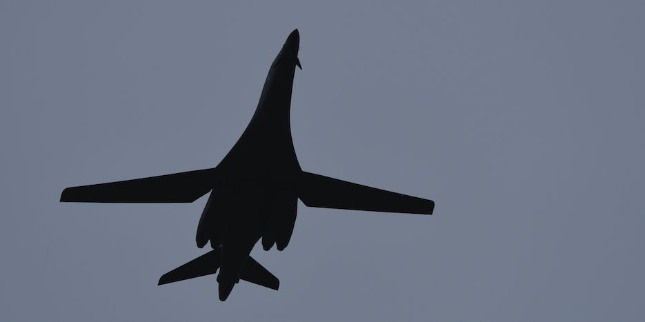 The Air Force is Sending B-1B Bombers to Norway for a Not-So-Subtle Reason