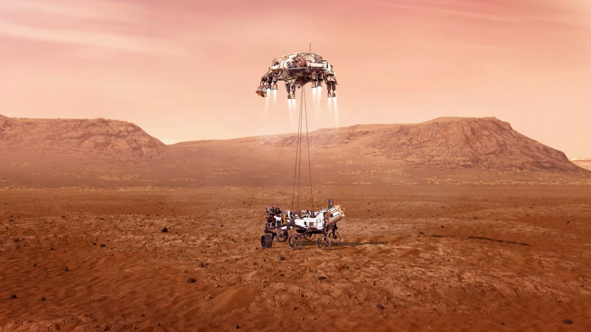 NASA's Mars rover Perseverance landing: Everything you need to know