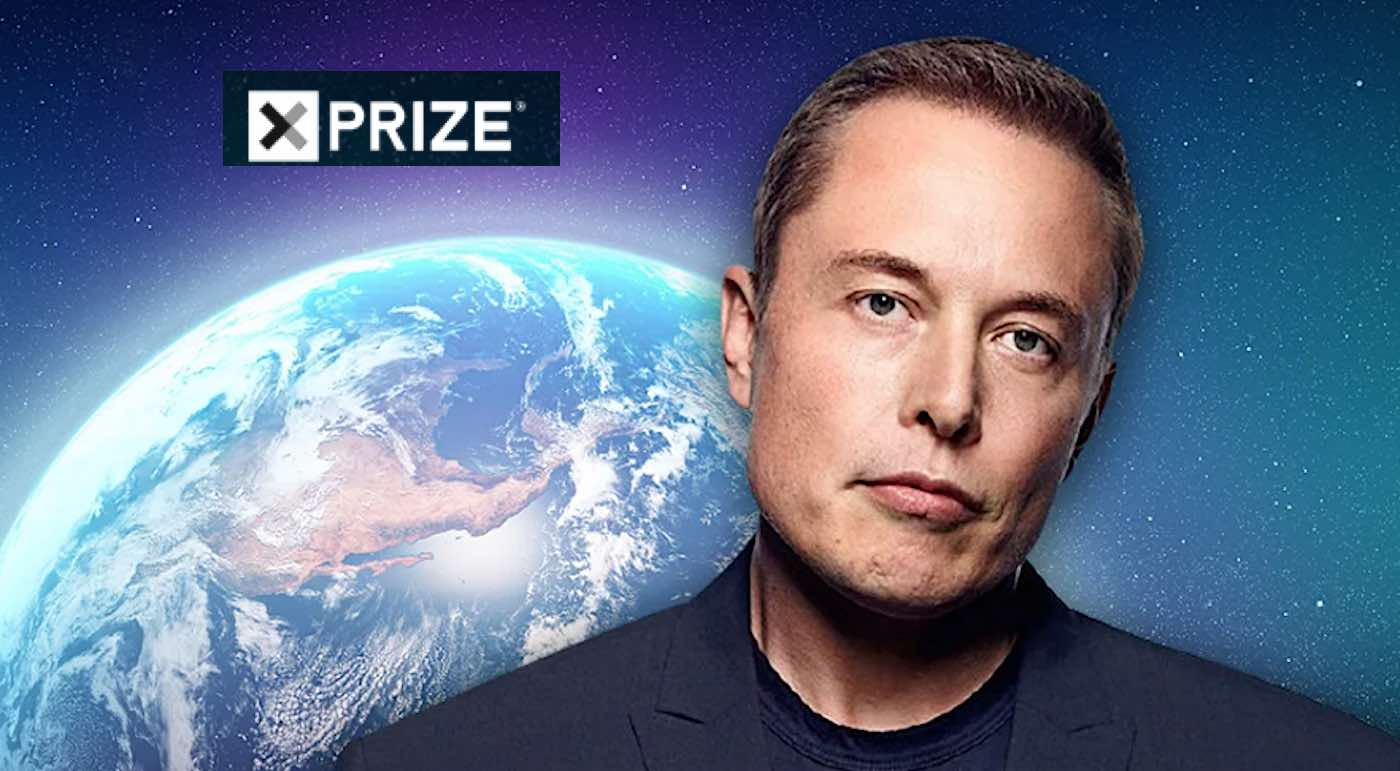 New XPRIZE Funded by Elon Musk Will Award $100 Million For Top Carbon Removal Ideas to Address Climate Crisis