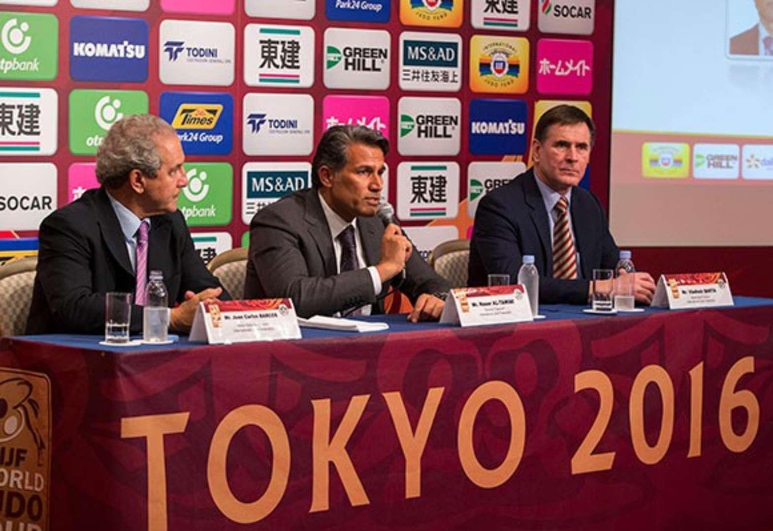 Judo Grand Slam Tokyo 2016 in Japan - PREVIEW / IJF org
