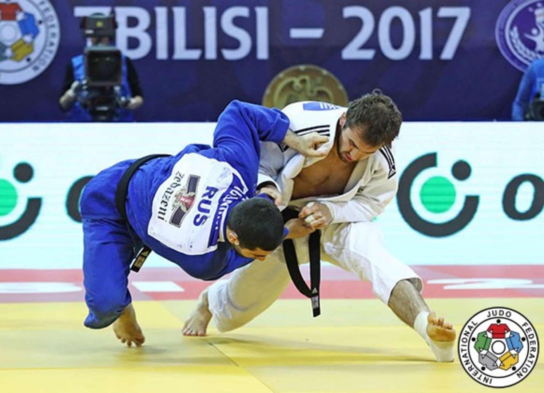 International Judo Federation                    Tbilisi Grand Prix 2017, DAY3 - NEW GENERATION