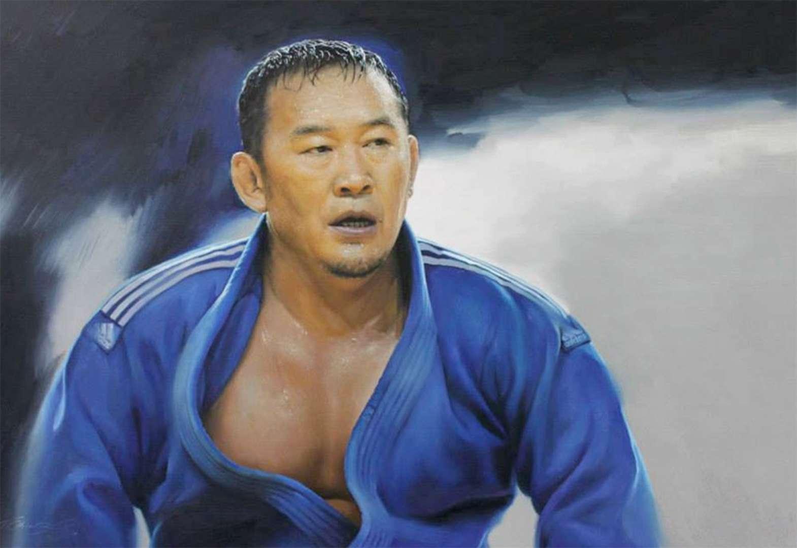 H Battulga Judo President, Battul...