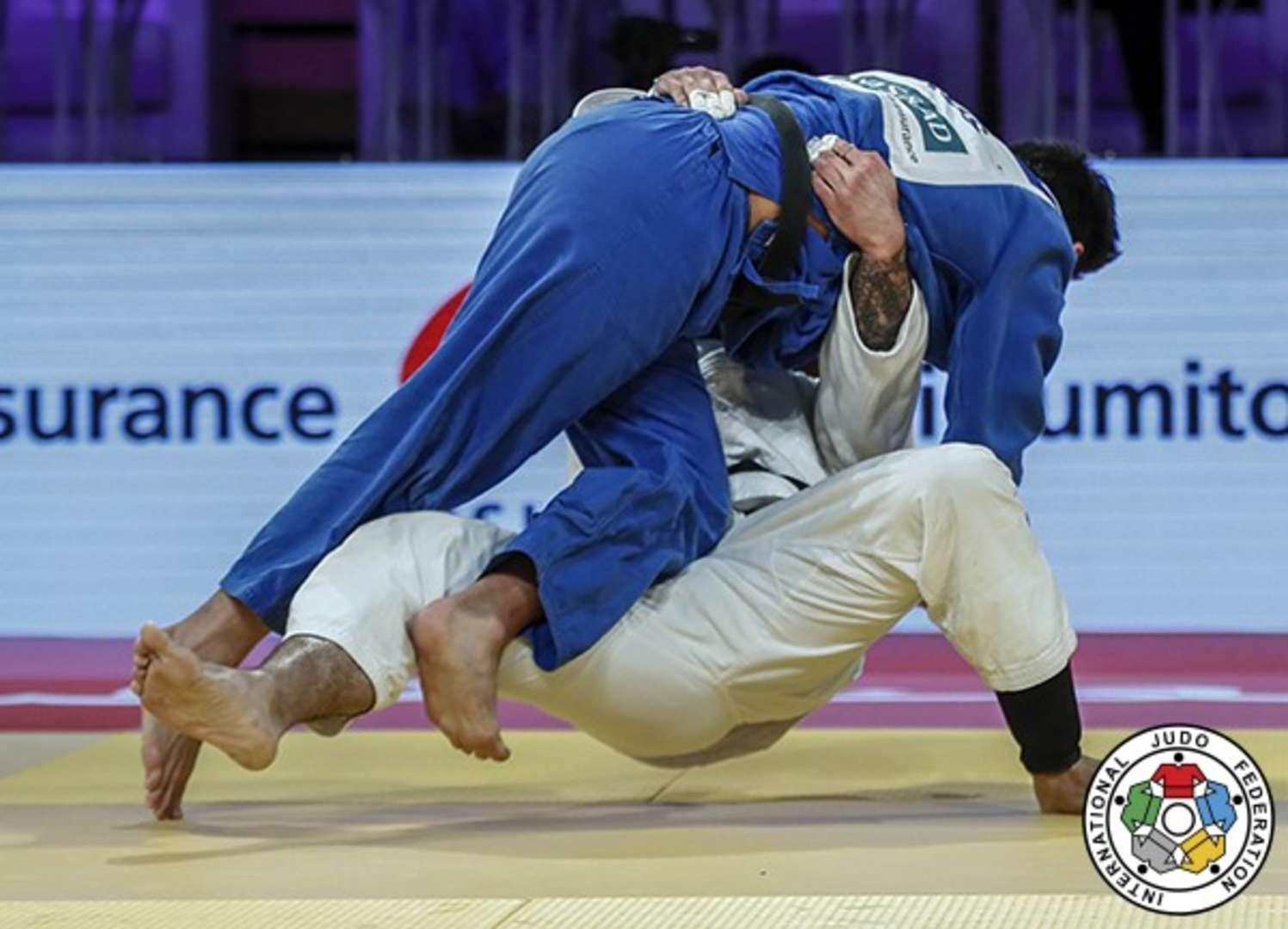 JudoTurkey - Abu Dhabi Grand Slam 2017, U A E – DAY THREE