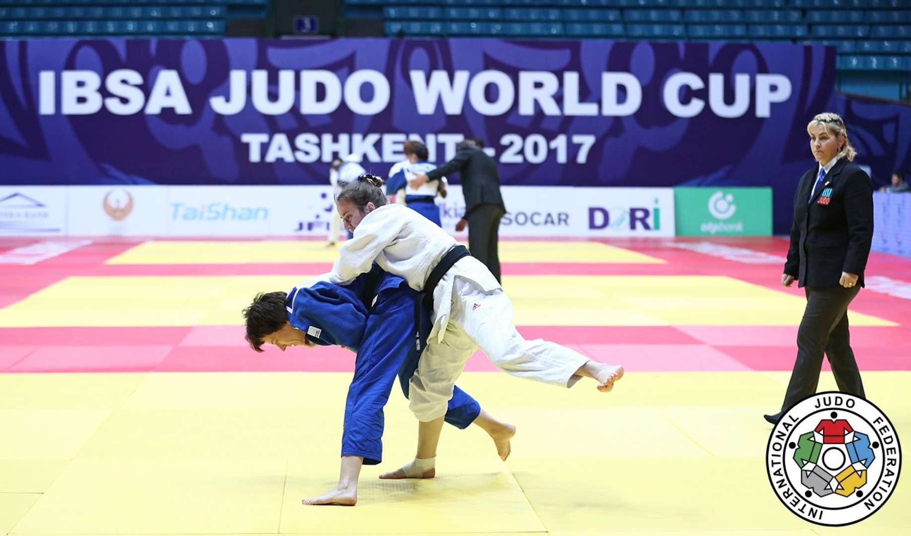 IBSA World Cup, Tashkent 2017 – RESULTS / IJF org