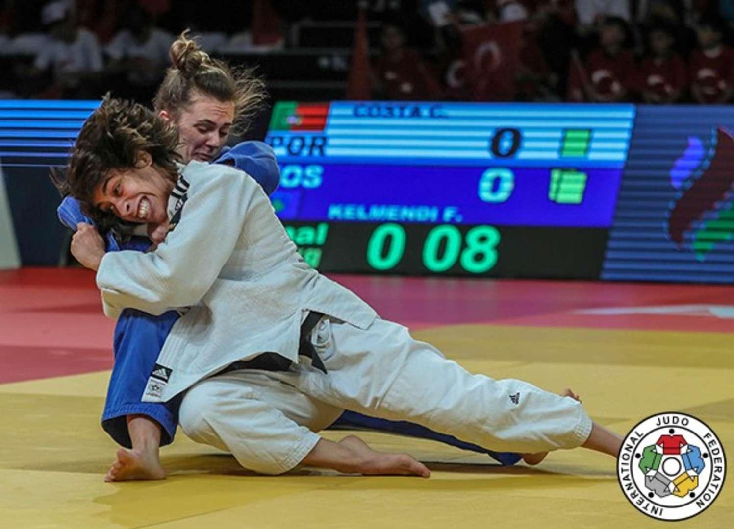 JudoTurkey - Kosovo set the pace - Antalya Grand Prix 2018