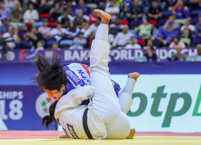 JudoWorlds2018: The Technical Analysis of Loretta Cusack