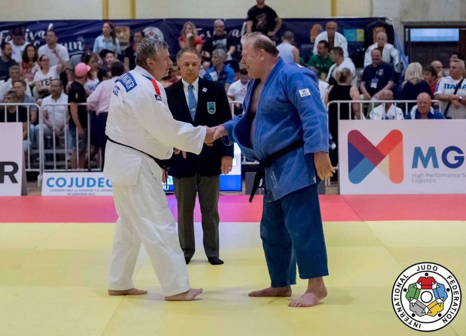 Judo Family Mourns the Passing Away of Arthur Schnabel / IJF org