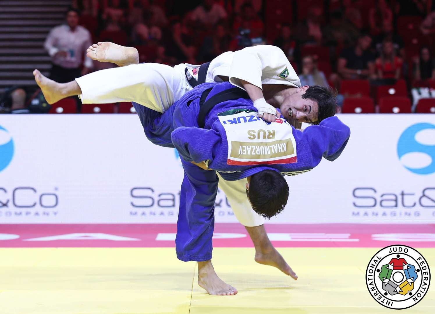 Judo set for showcase of champions / IJF org