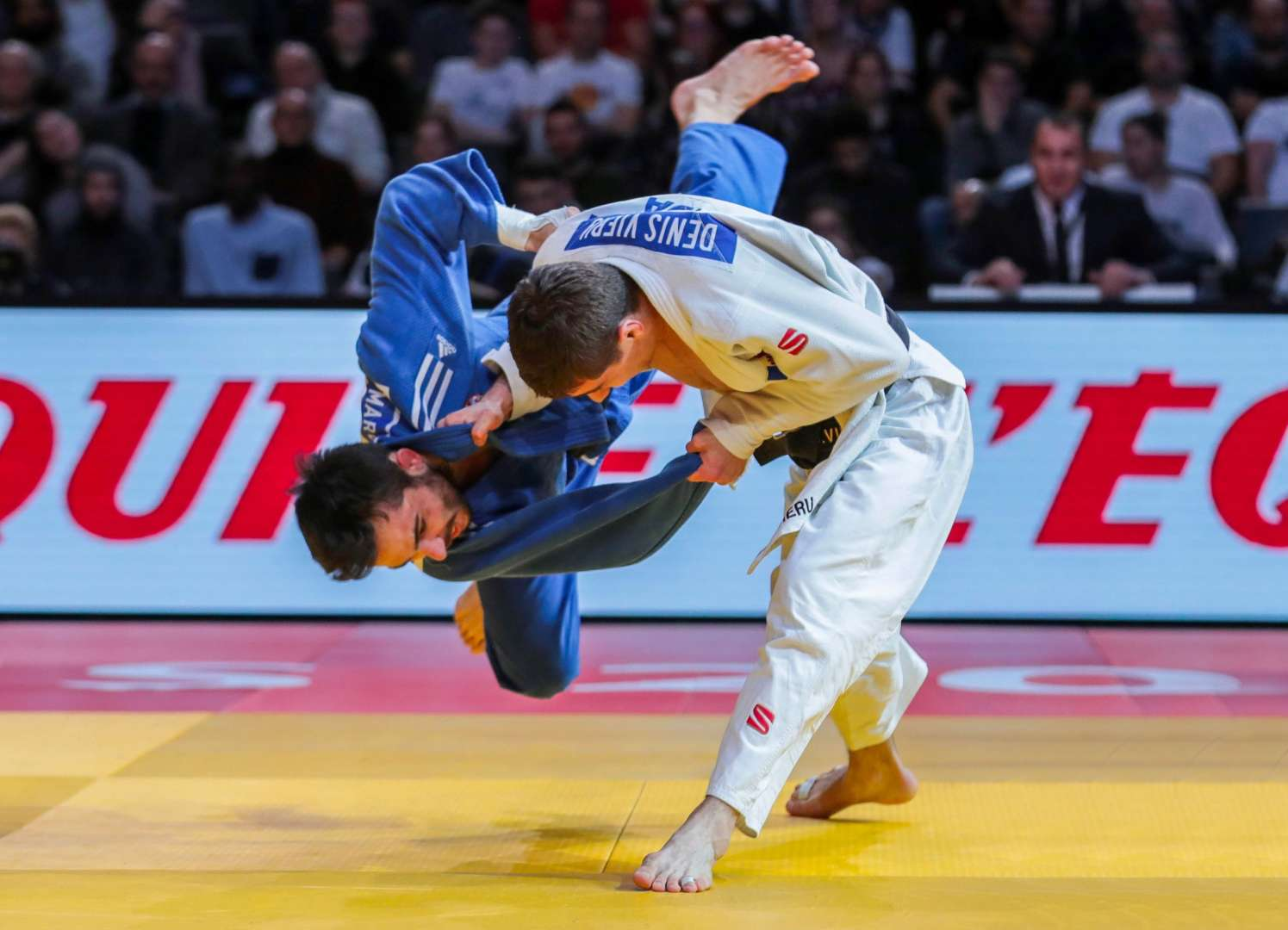 It was beautiful: seeing, and appreciating, judo for the