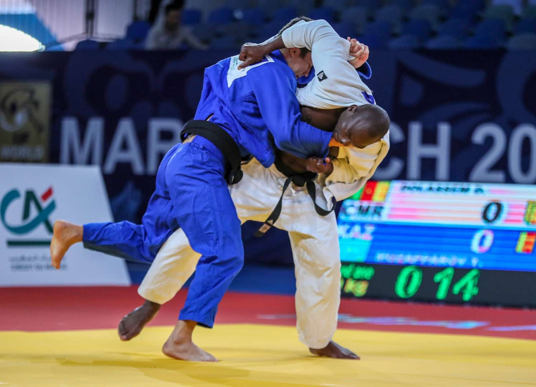 Meet the oldest judoka on the IJF circuit / IJF org