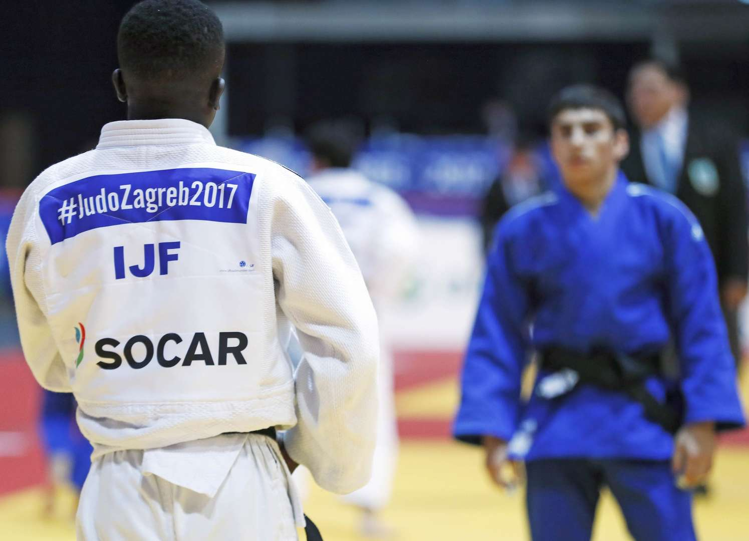 IJF ranked 9th out of 35 IF's on social media / IJF org