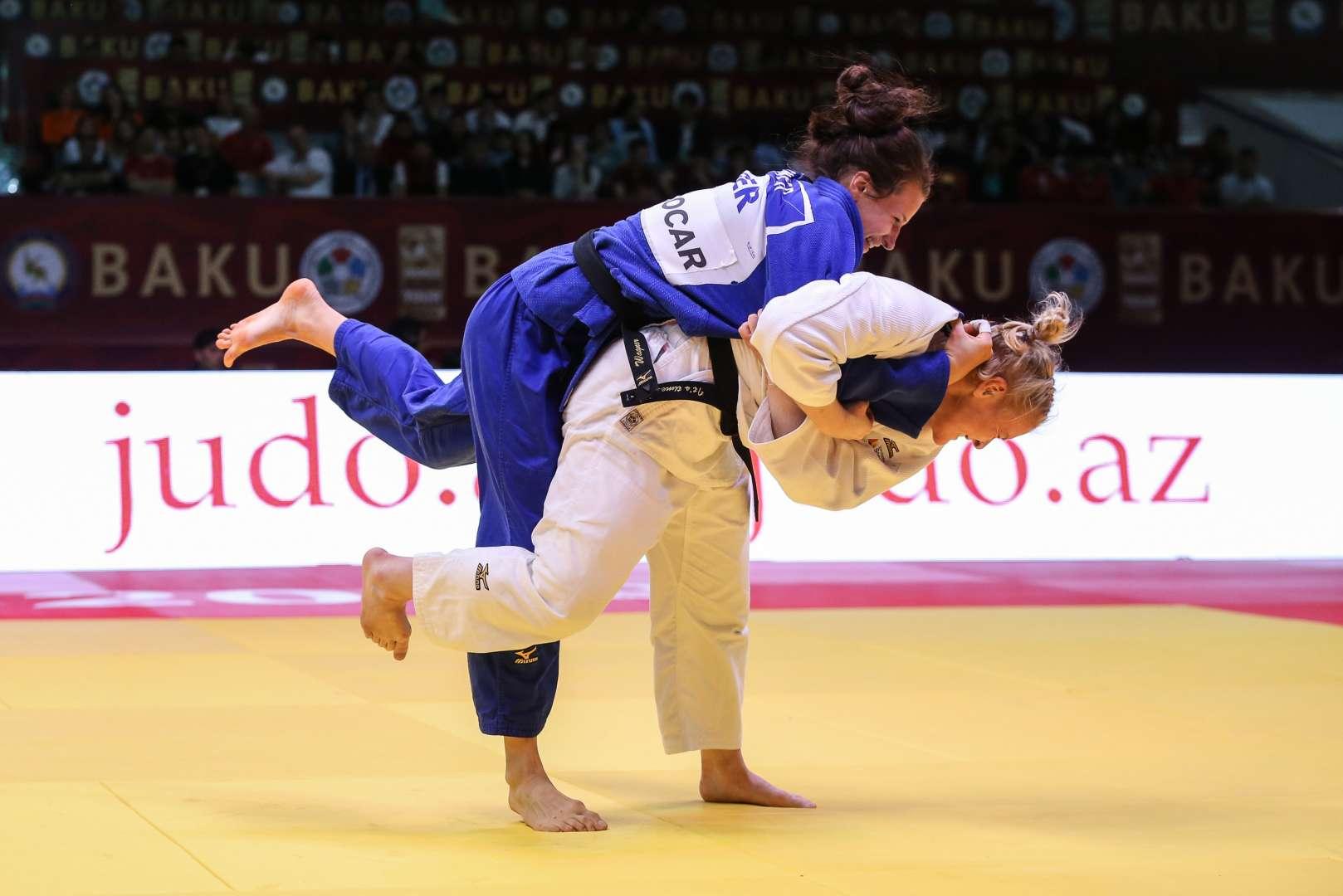 Junior world champion comes of age for Georgia / IJF org