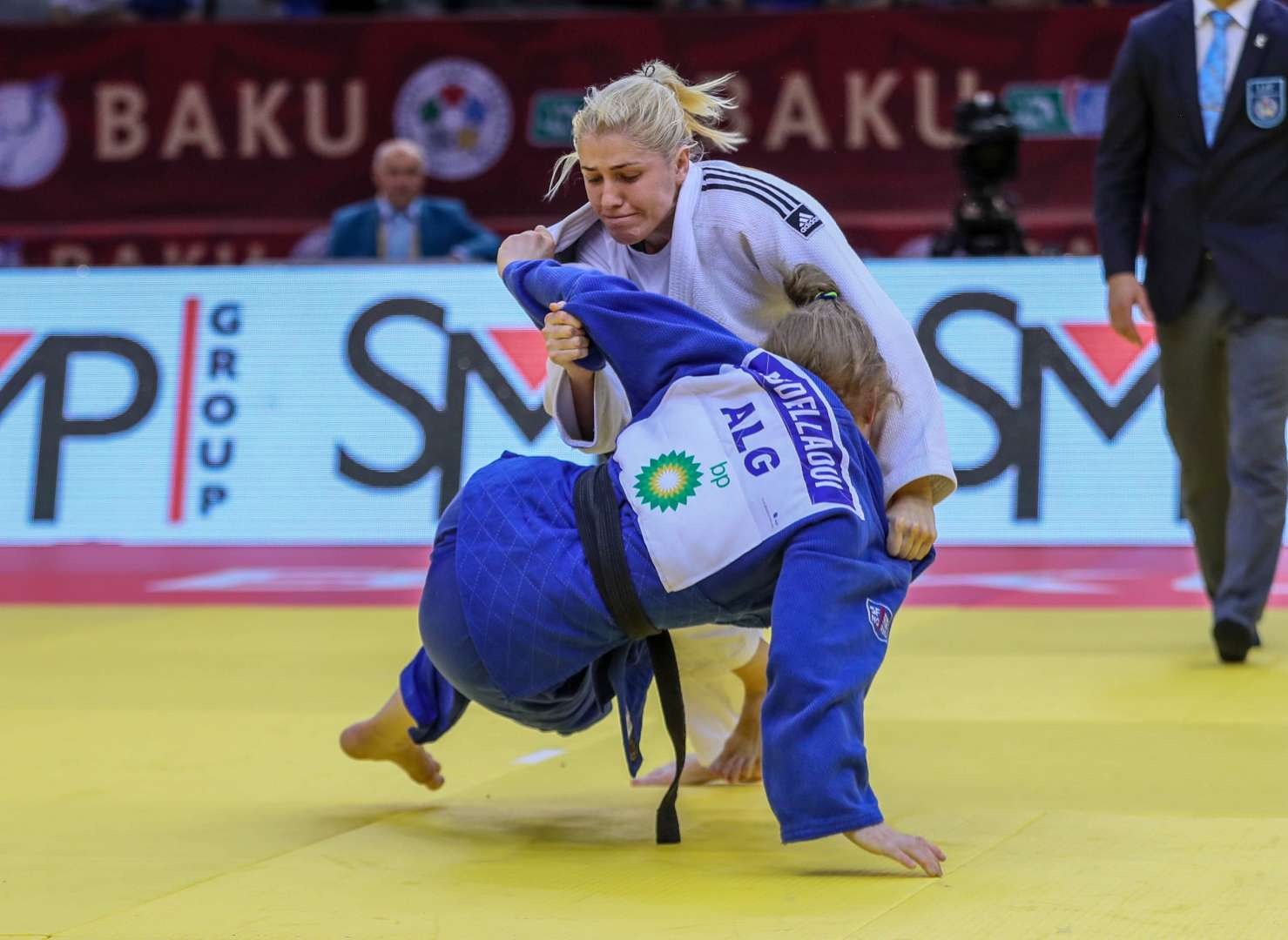 Seven Paralympic champions present on opening day of IBSA Baku Grand